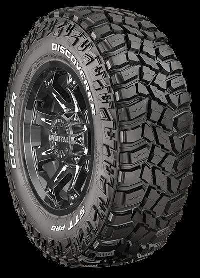 Cooper Tire Introduces 40-Inch Discoverer STT PRO