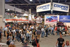 Coronavirus Isn't Stopping the 2020 SEMA Show or AAPEX