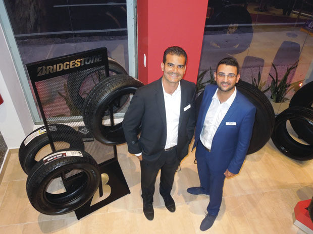 Correa Tire Holds a Grand Opening in Puerto Rico