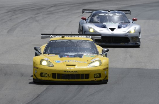 COTA goes green for ALMS event