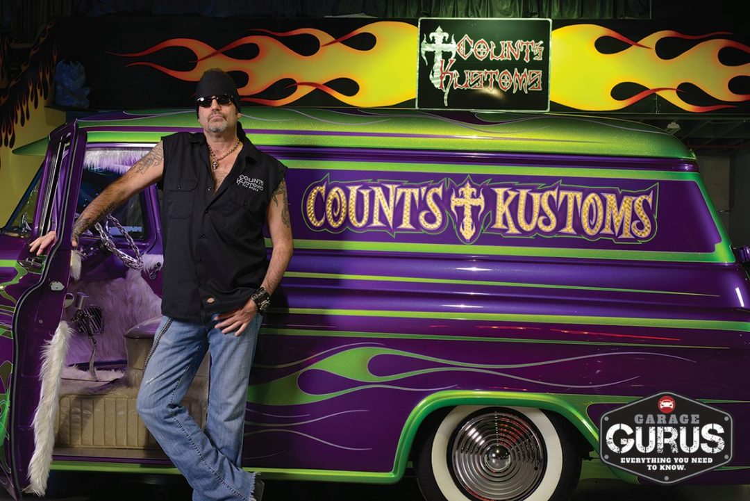 'Counting Cars' star to appear at Garage Gurus openings