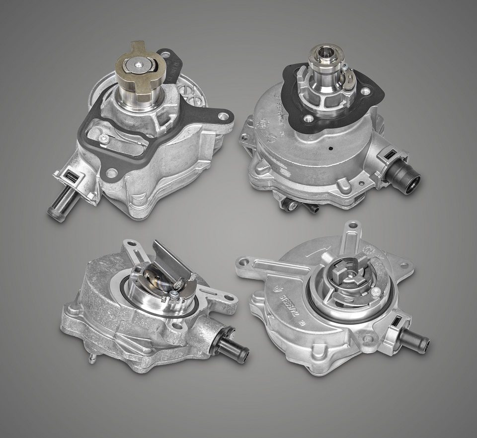 CRP Has New Rein Brake Vacuum Pumps for European Makes