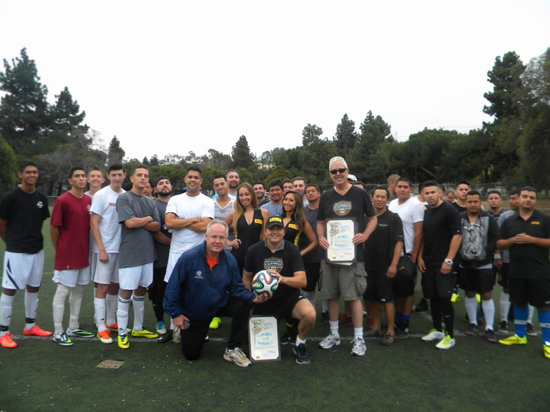 CTDA scores with soccer tournament