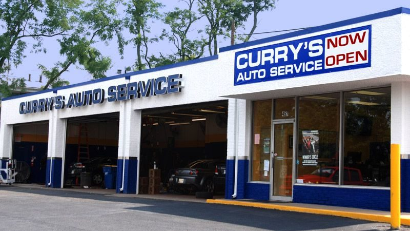 Curry's Auto Service bags it in Gaithersburg