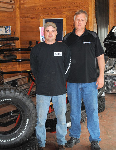 Dealer sows good will, reaps light truck tire sales