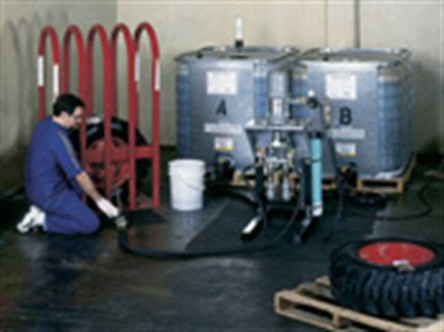 Dealers pump up bottom line by flatproofing OTR tires: Simple service can minimize end user downtime