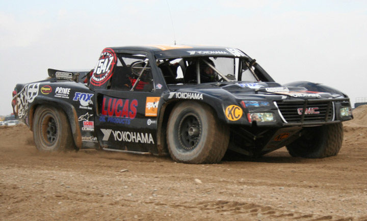 Defending Series Champion Cameron Steele Places First in SNORE Season Opener at Primm