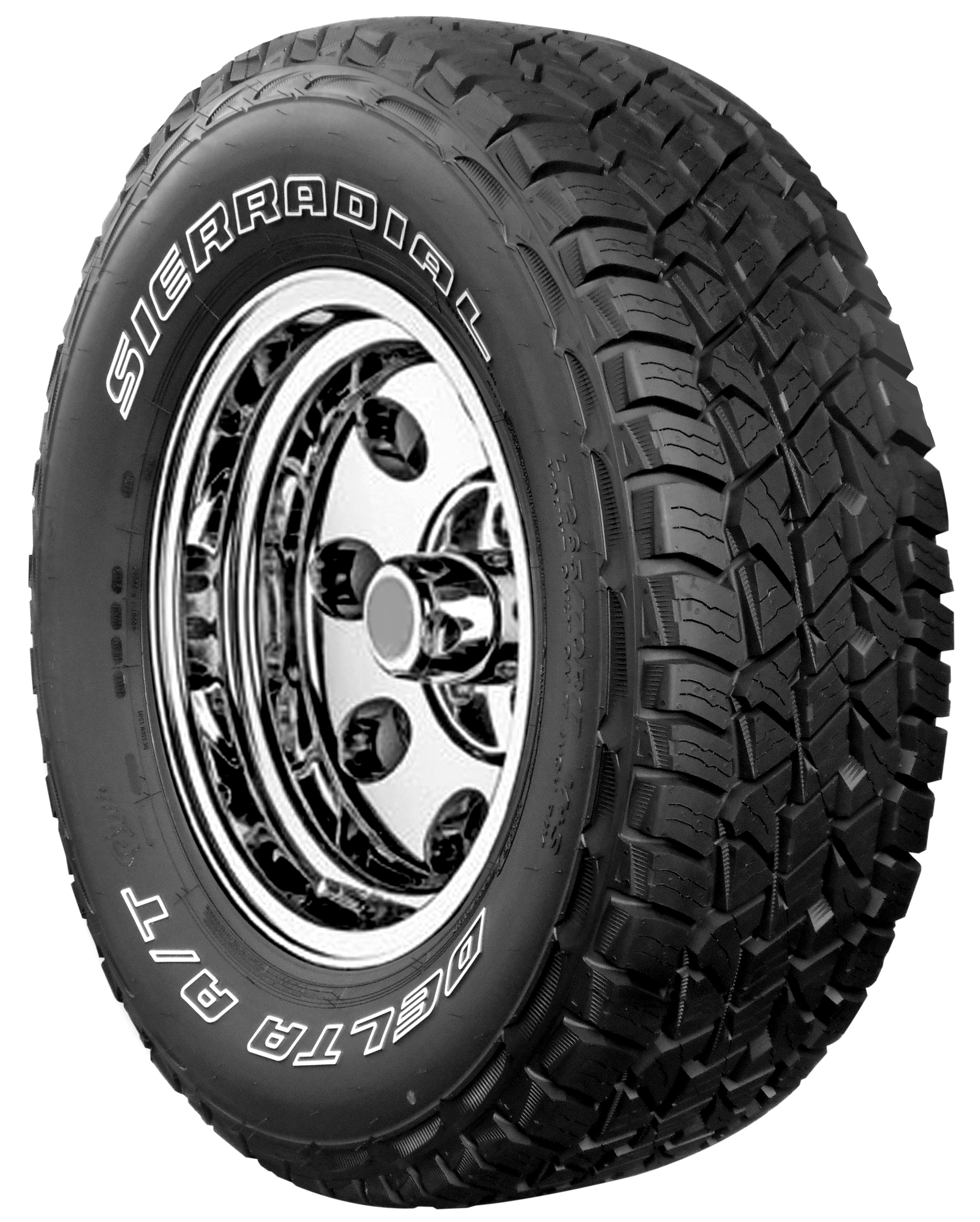 Del-Nat Tire Offers AT Plus SUV/LT Tire