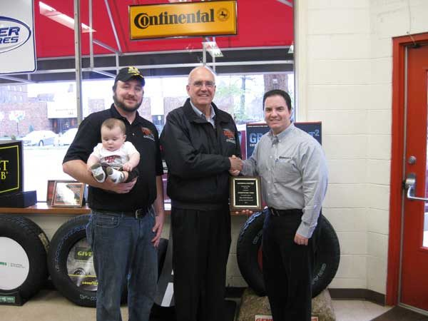 Dempster Tire celebrates 70 years of Generals