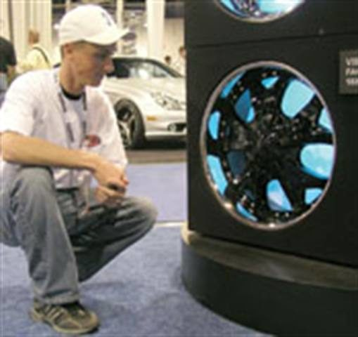 Design of the times: It's all about the look in the custom wheel aftermarket