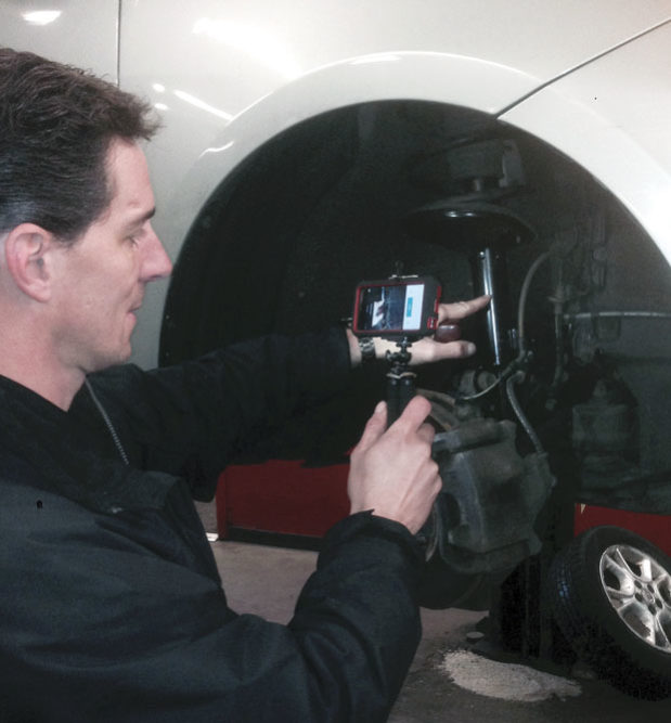 Direct Tire & Auto Service sees real results with video