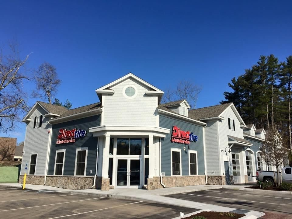 Direct Tire Opens 'Very Green' 5th Store