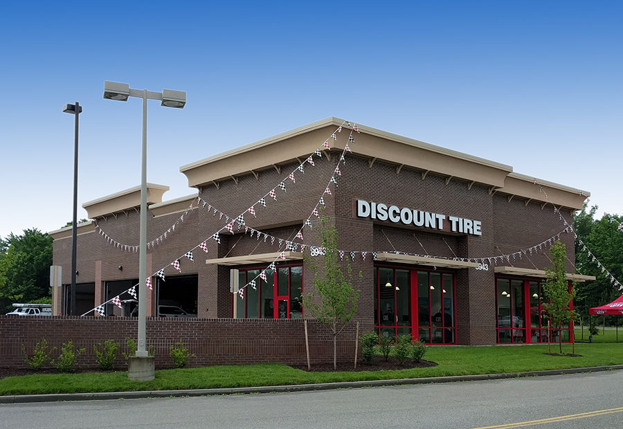 Discount Tire Added 55 Stores in 2018