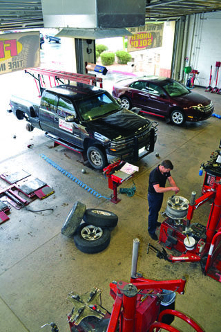 Discount Tire gives its customers the tools to buy