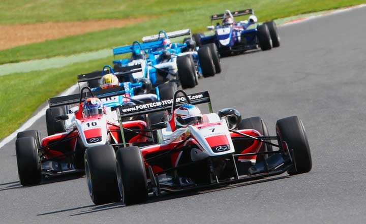 Donington Park finale to crown 2014 British GT and F3 champions