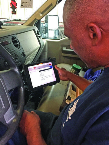 Dorsey Tire Equips its Roadside Service Techs with Mobile Technology