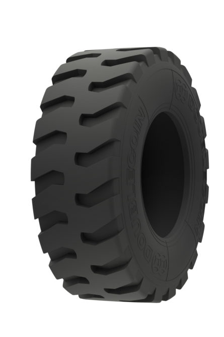 Double Coin debuts REM-19 off-road radial