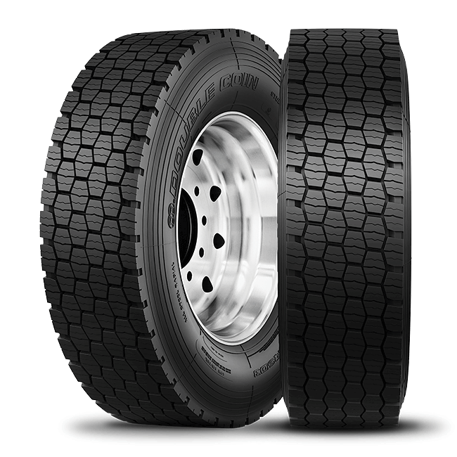 Double Coin RSD3 Tire Comes in New Size