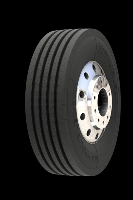 Double Coin's EPA SmartWay Verified RR680 Premium All-Position/Steer Tire