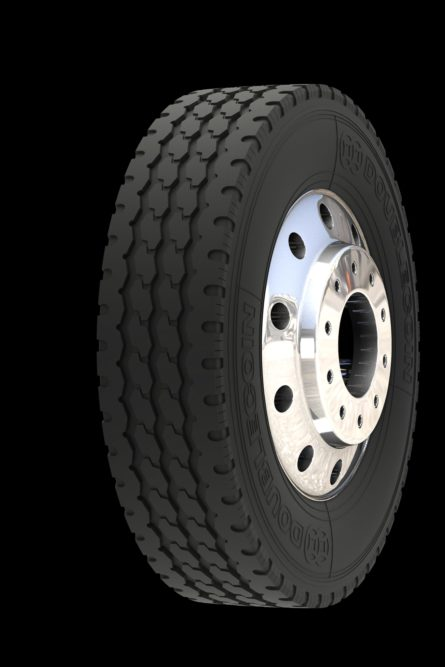 Double Coin's New Ultra-Premium RR706 All-Position, Mixed ServiceTruck Tires