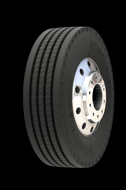 Double Coin's RT600 Is a Regional Steer and All-Position Tire