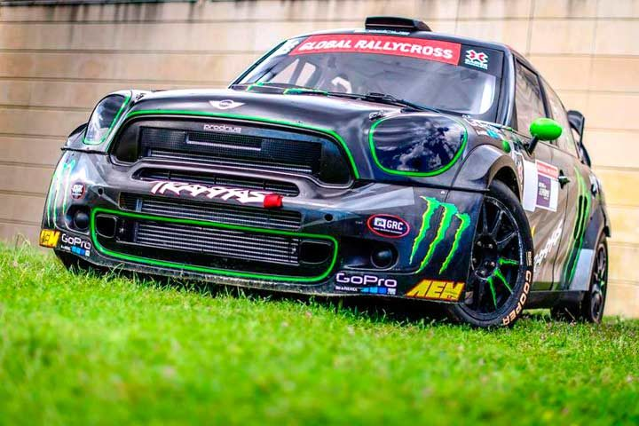 Double victory for Cooper Tire at Munich X Games