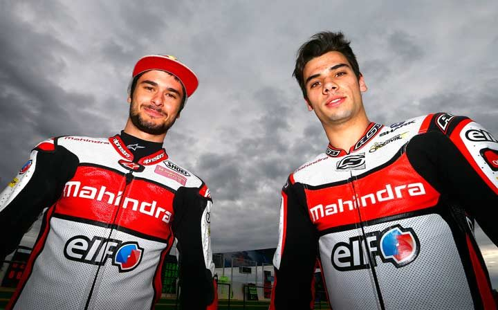 Downbeat race but Mahindra hopes still high
