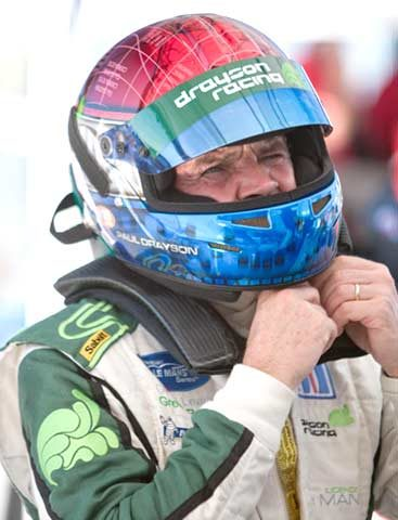 Drayson Racing enters the EVCUP Zero Emissions race series