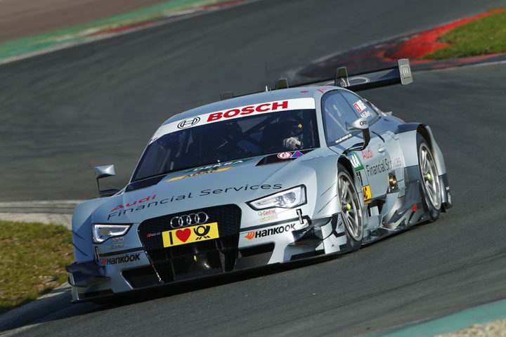DTM Tire Partner Hankook Tire aims to continue its success again in 2015
