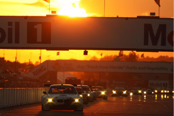 Dunlop starts 2012 ALMS season with triple victory in Sebring
