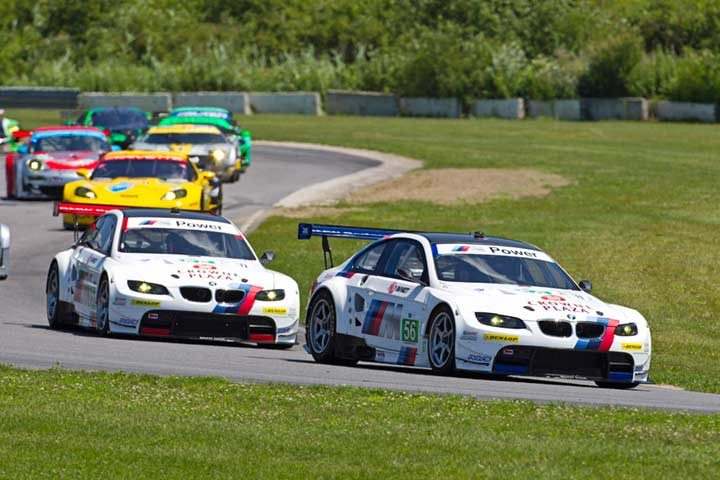 Dunlop Tires remain undefeated in ALMS