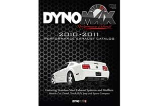 DynoMax unveils Performance Exhaust catalog
