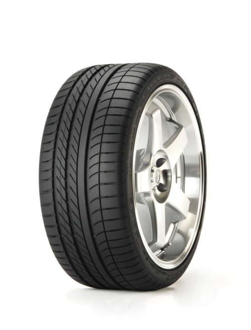 Eagle F1 Asymmetric 3 Is Goodyear's New Premium UHP Tire