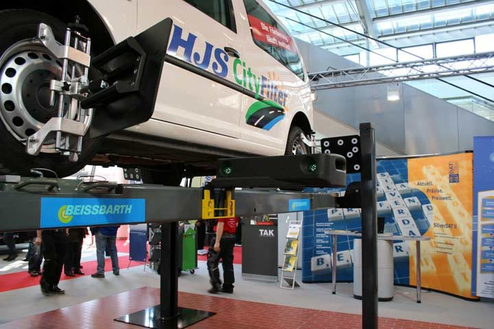Easy 3D alignment system wins award
