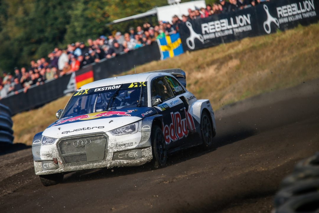 Ekstrom Is The New World RX Champion On Cooper Tires
