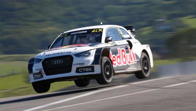 Ekstrom On Course To Be Second-Ever World Rx Champion
