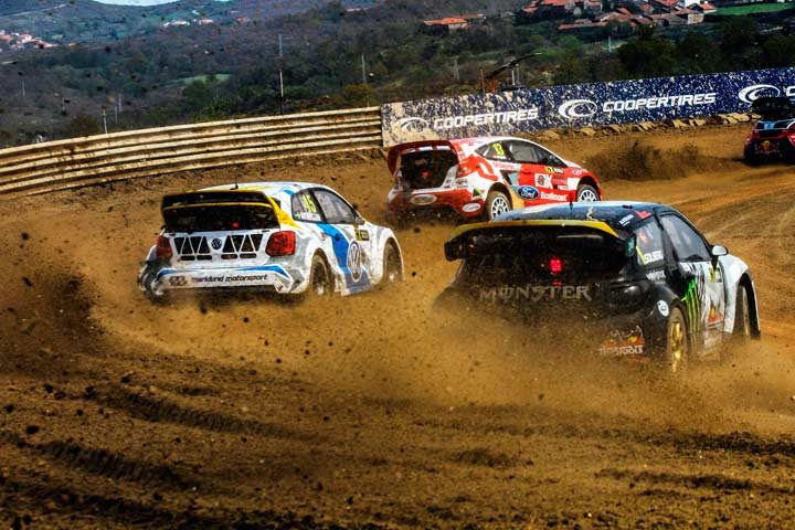 Electrifying season start for Cooper in World RX and RX Lites