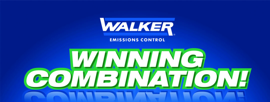 Emissions control promotion from Tenneco