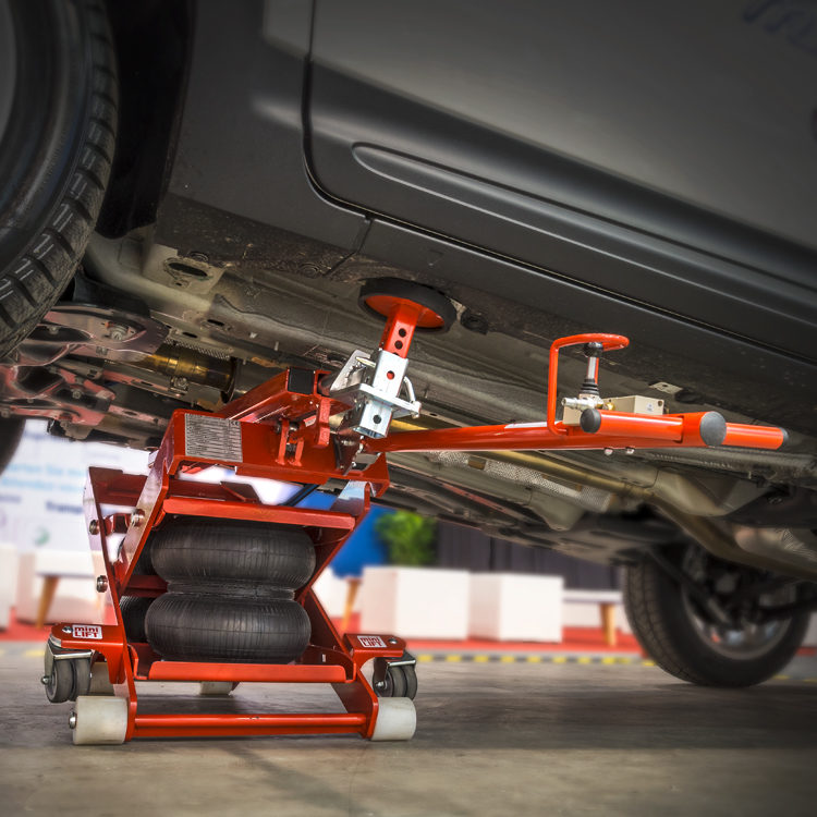 Equipment Supply Co. Has New Mobile Lifting Systems