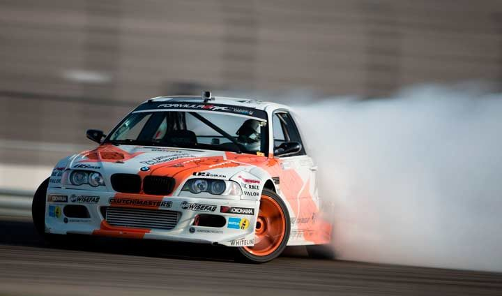 Essa wins Texas race and takes points lead on ADVAN Neova AD08 R tires