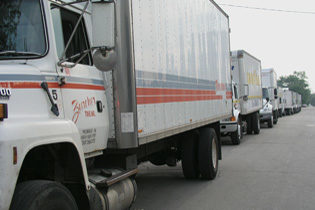 Expect less freight in first half, says ATA