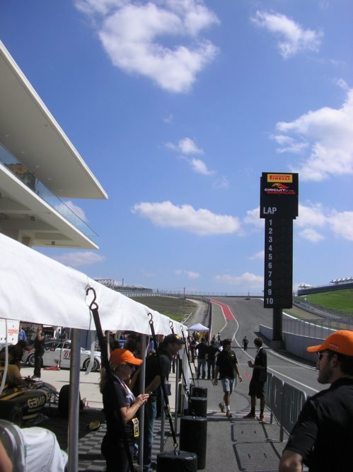 F1 on Facebook: MTD goes to Austin, Texas!