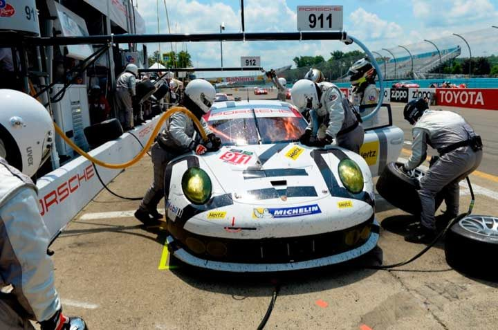 Factory teams choose Michelin technology at Circuit of the Americas