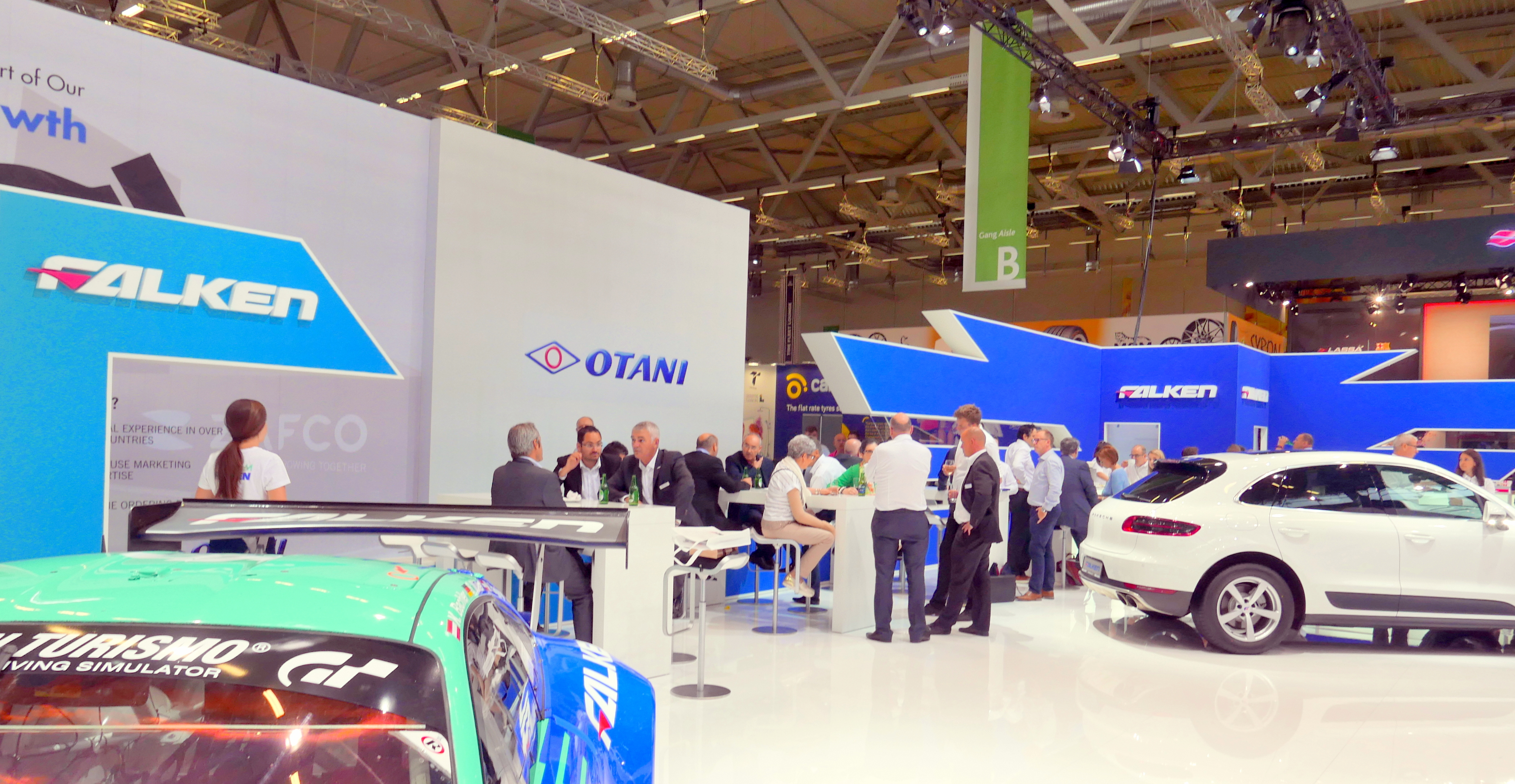 Falken Introduces 3 Tires at The Tire Cologne Show