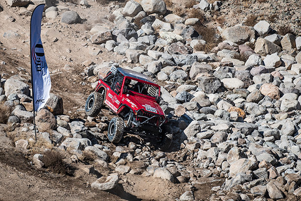 Falken Takes 1st and 3rd in the 4600 Class at the ULTRA4 National Championship
