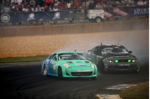 Falken Tire achieves second three-peat in a row