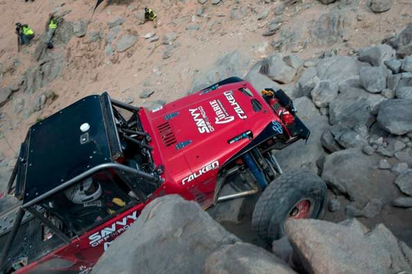 Falken Tire dominates in Ultra4 race series at King of the Hammers