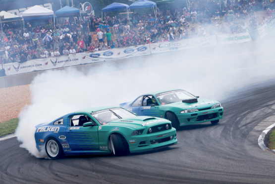 Falken Tire takes second at Atlanta Formula Drift