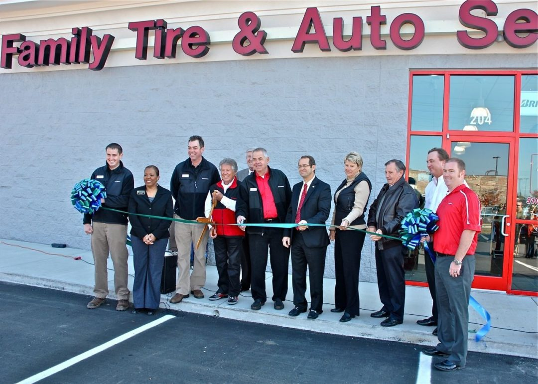 Family Tire grows to 3 stores in N.C.