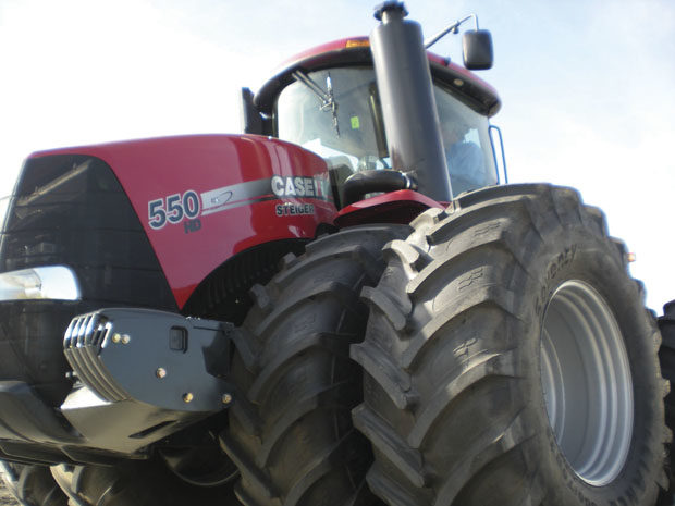 Farm tires: Expect another flat year